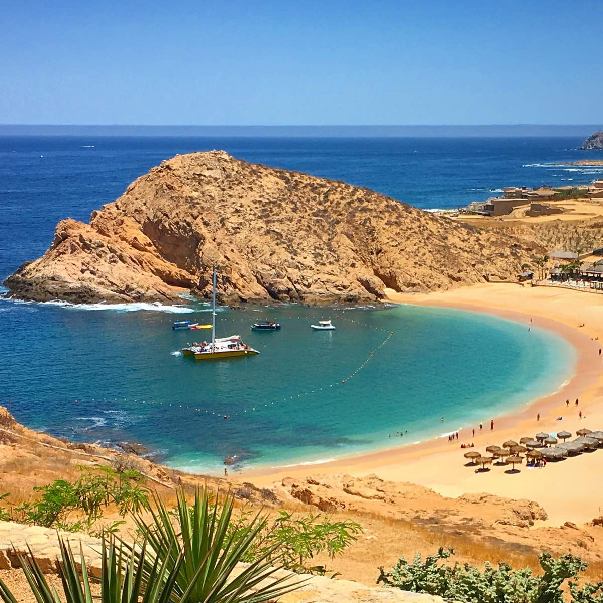 One of our most famous cabo beaches
